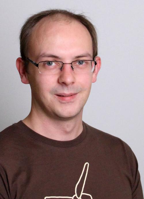 Florian Busl, Stadtrat und Fraktionssprecher SPD/Bündnis 90 - Die Grünen in Tirschenreuth