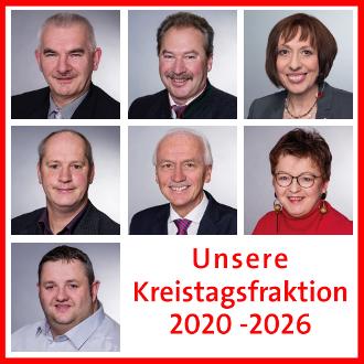 SPD Kreistagsfraktion 2020 - 2026